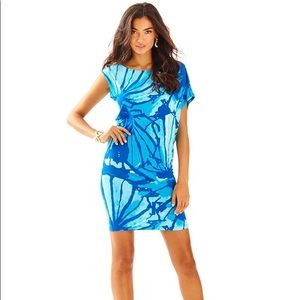 Lilly Pulitzer Tessa Dress in Get Inky - NWT